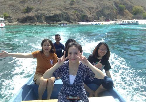 Spead boat labuan bajo