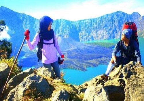 Trekking rinjani lombok