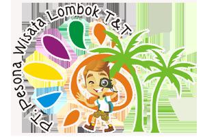 logo pesona wisata lombok