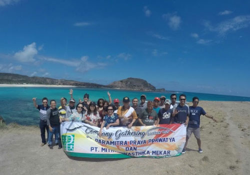 pesona wisata lombok